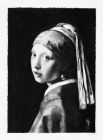 Girl with the Pearl Earring - Pencil Study